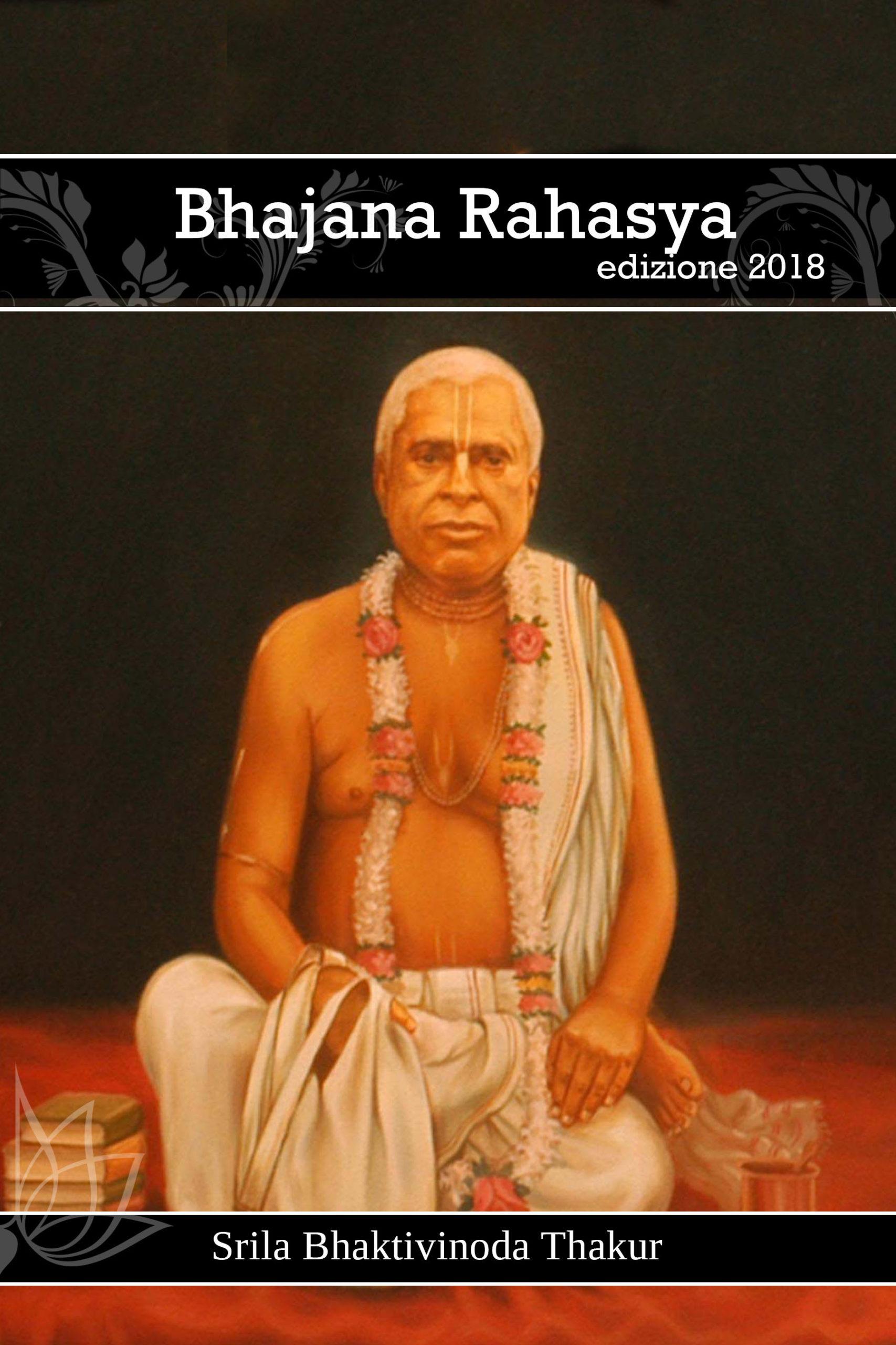 Bhajana Rahasya (Italiano) Cartaceo