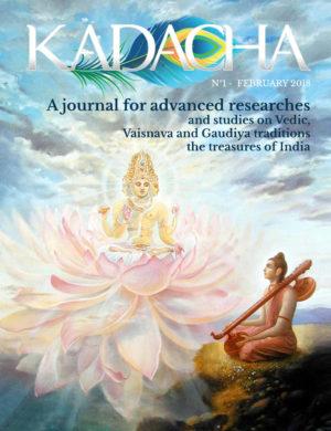 Kadacha Magazine n.1 (English) PDF