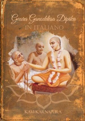 Gaura Ganoddesha Dipika (Italiano) Cartaceo