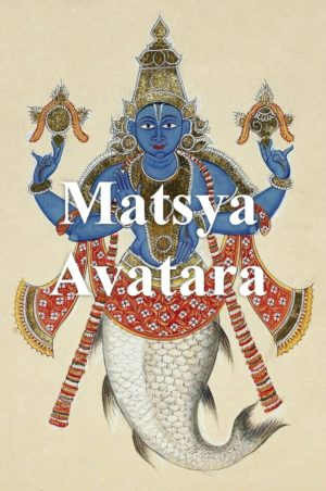 Matsya Avatara and the Hayagriva demon