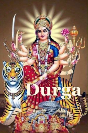 Durga, the Fort of Material Nature